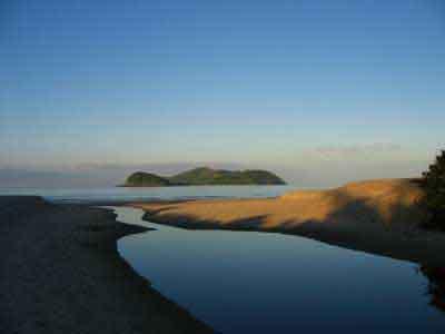 1 vista da barra seca e ilhas